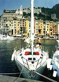 The port of Portovenere